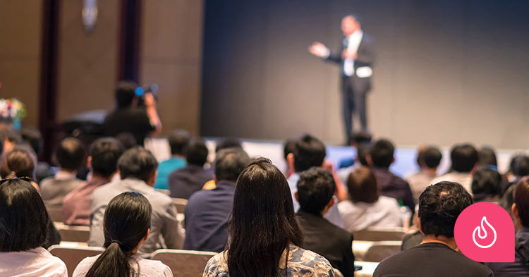 What are 2019 trends in the event world?