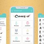 Nouvelle identité visuelle et nouvelles fonctionnalités pour les applications événementielles d'Eventool