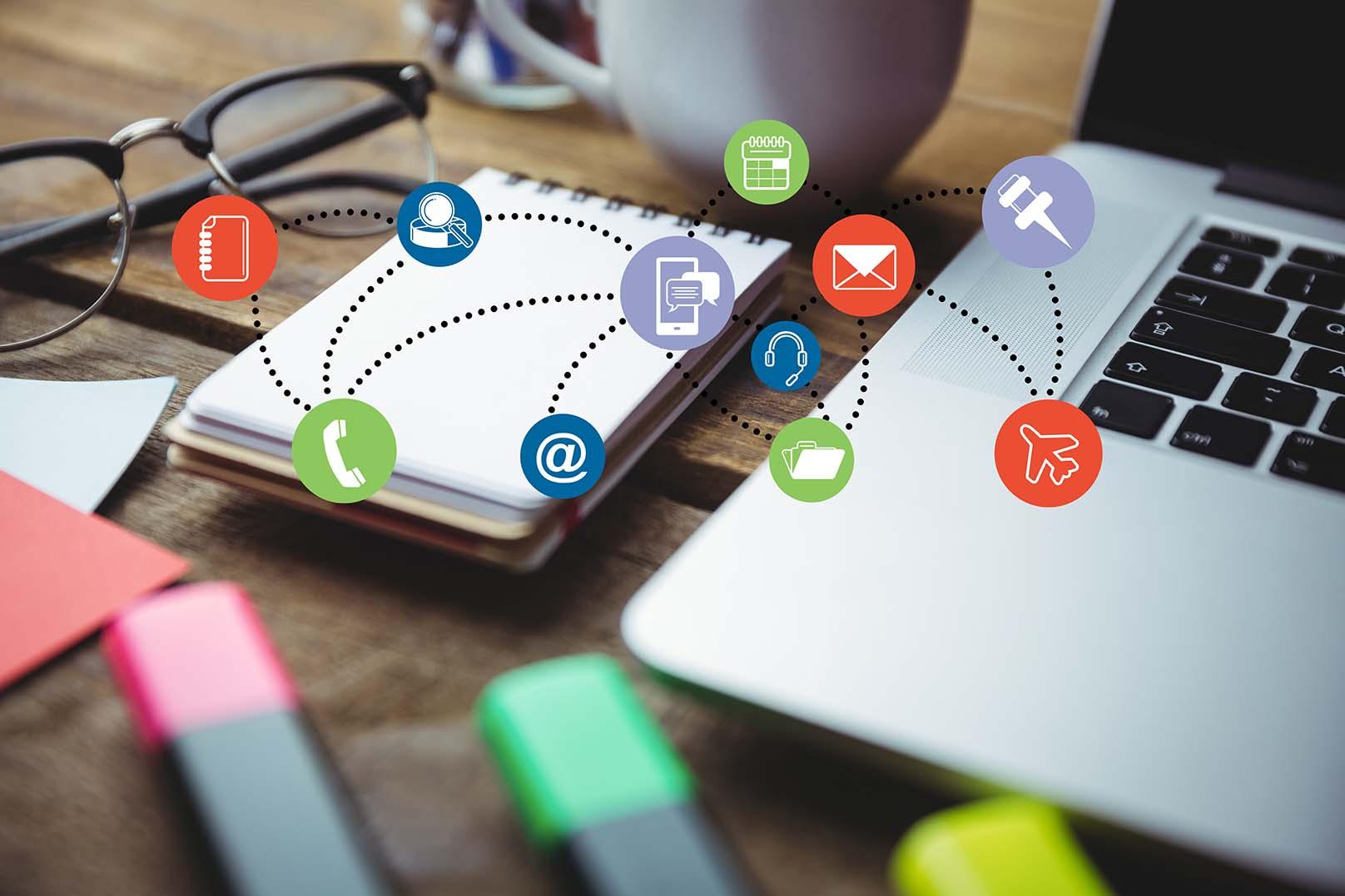 social media per eventi