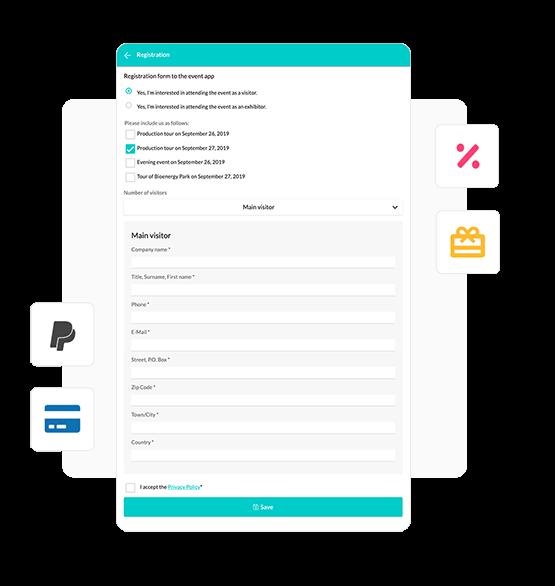 Proposez différentes méthodes de paiement (carte bancaire, virement, PayPal, etc.) avec des codes promotionnels.