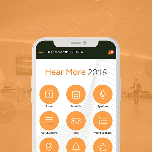 Hear More 2018 - EMEA