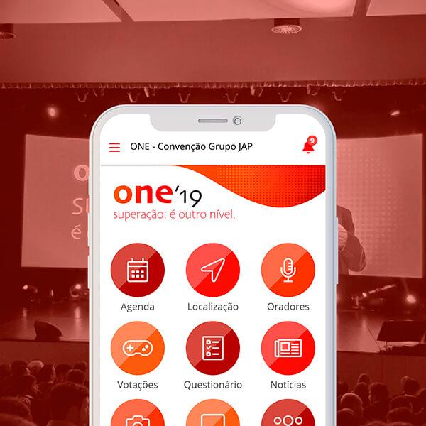 ONE - Convenção Grupo JAP