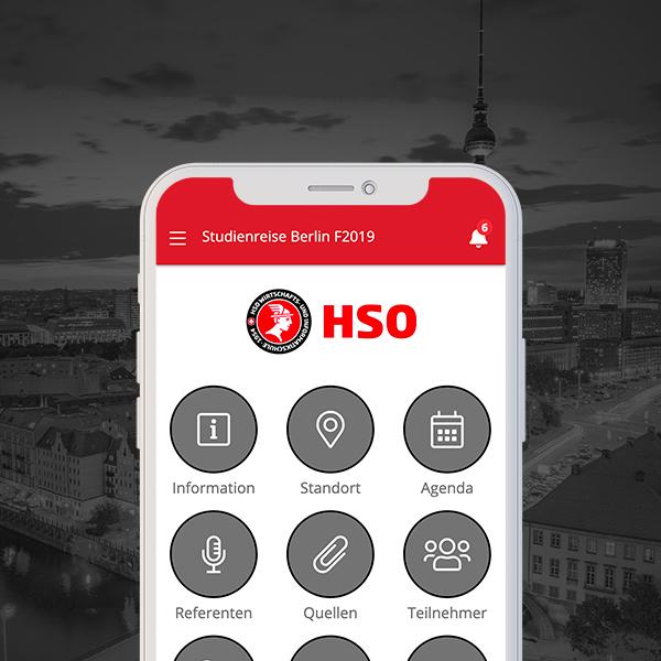 HSO Wirtschafts - und Informatikschule Schweiz - Studienreise