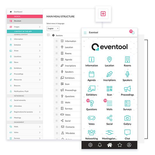 Crie os seus próprios módulos com conteúdo personalizado